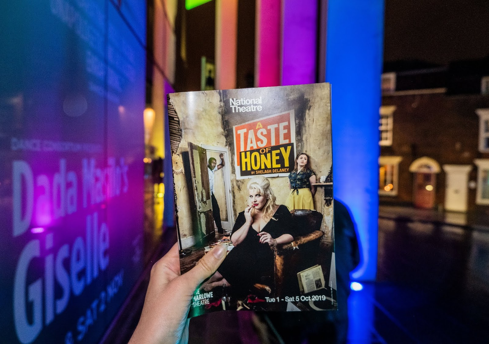 A Taste Of Honey at The Marlowe Theatre