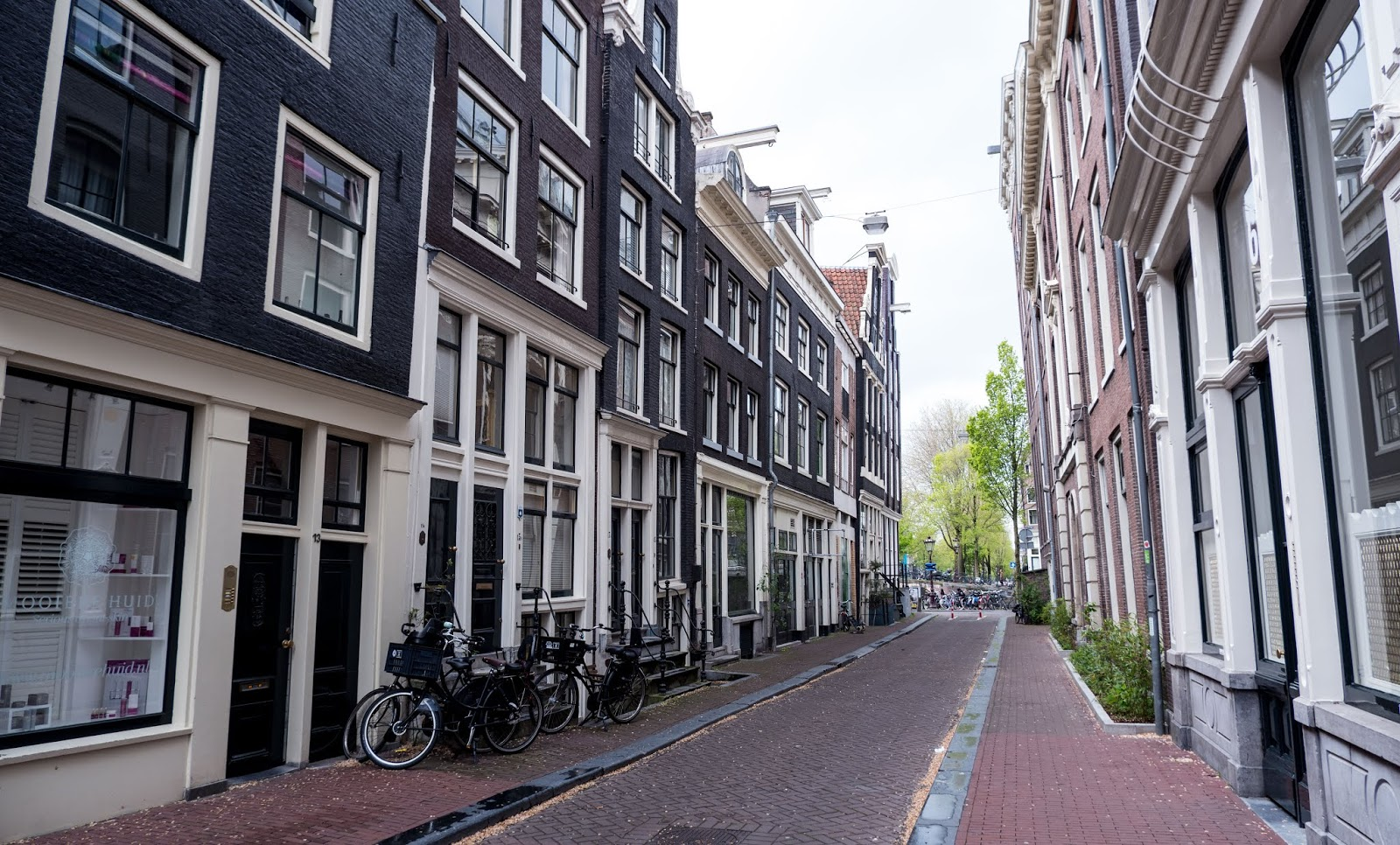 A street in Amsterdam, The Netherlands