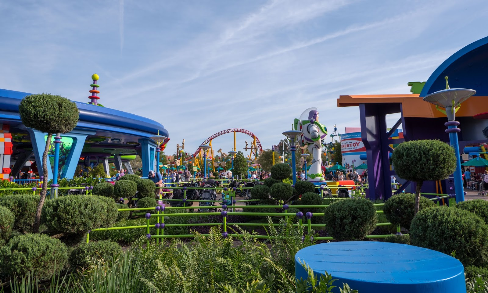 Toy Story Land at Disney's Hollywood Studios, Walt Disney World